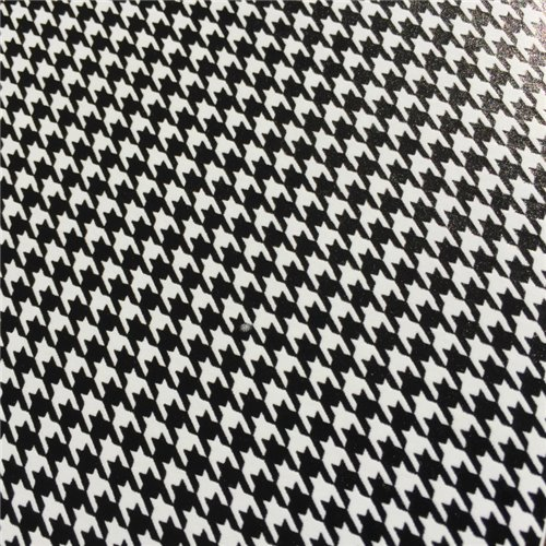 Notepad - houndstooth check small