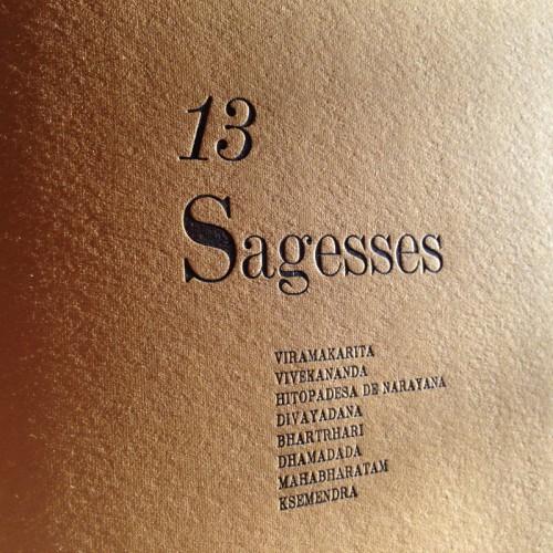 13 Sagesses - Raoul Ganty