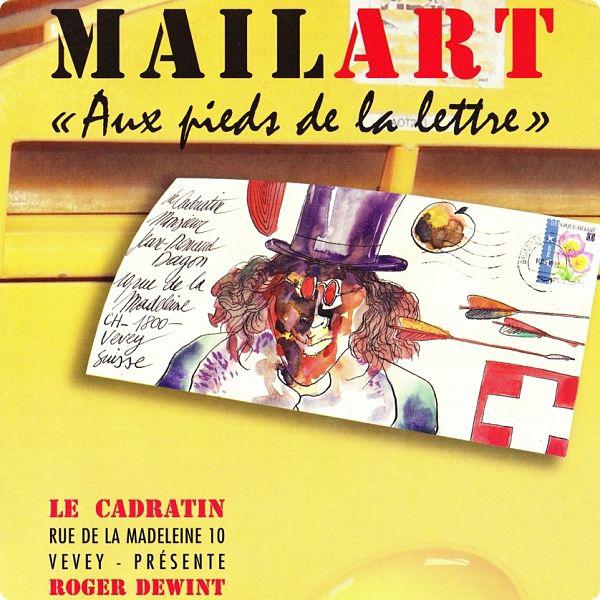 2010 Mail Art