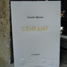 L'Enfant - Karelle Ménine