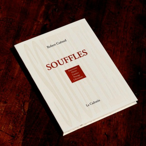 Souffles - Robert Cuénod