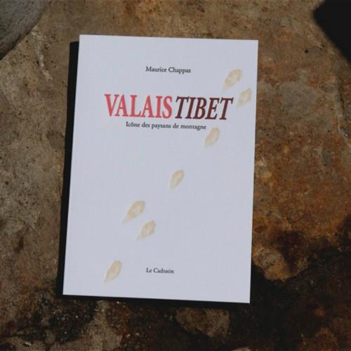 Valais Tibet - Maurice Chappaz