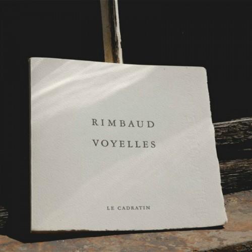 Voyelles - Arthur Rimbaud
