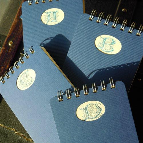 Notepad - initials