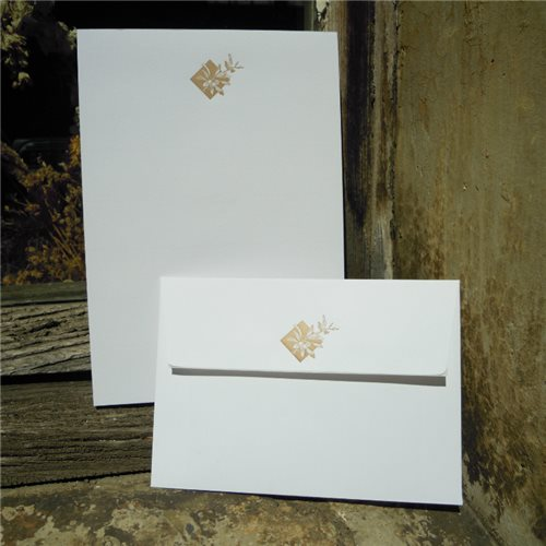 Enveloppes C6 - série nature
