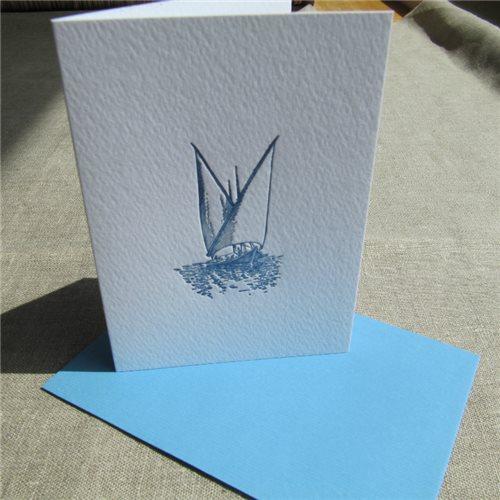 La Barque (paquet de 6)