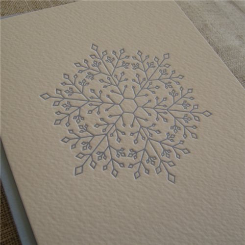 Snowflake (packet of 6)