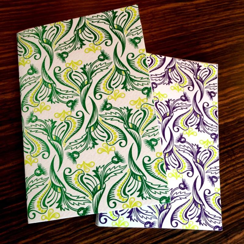 Notepad - motif