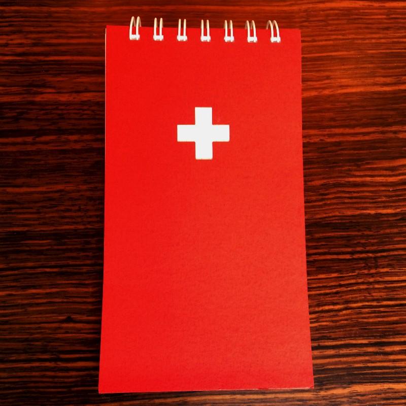 Notepad - Swiss