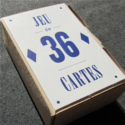 Jeu de 36 cartes