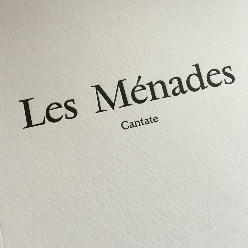 Les Ménades - Sylvoisal