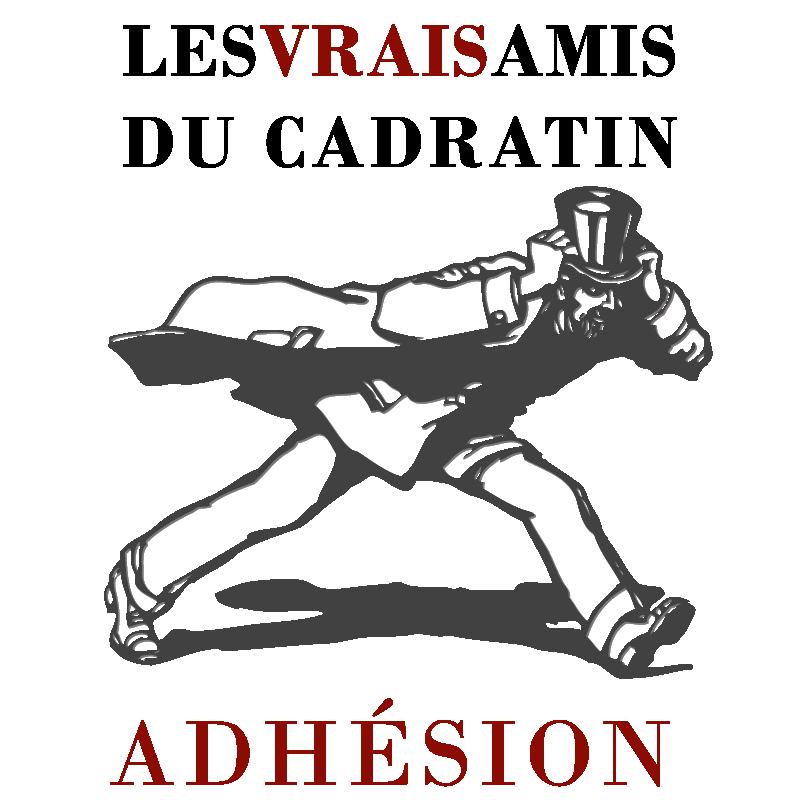 Inscription à l'association Les Vrais Amis du Cadratin