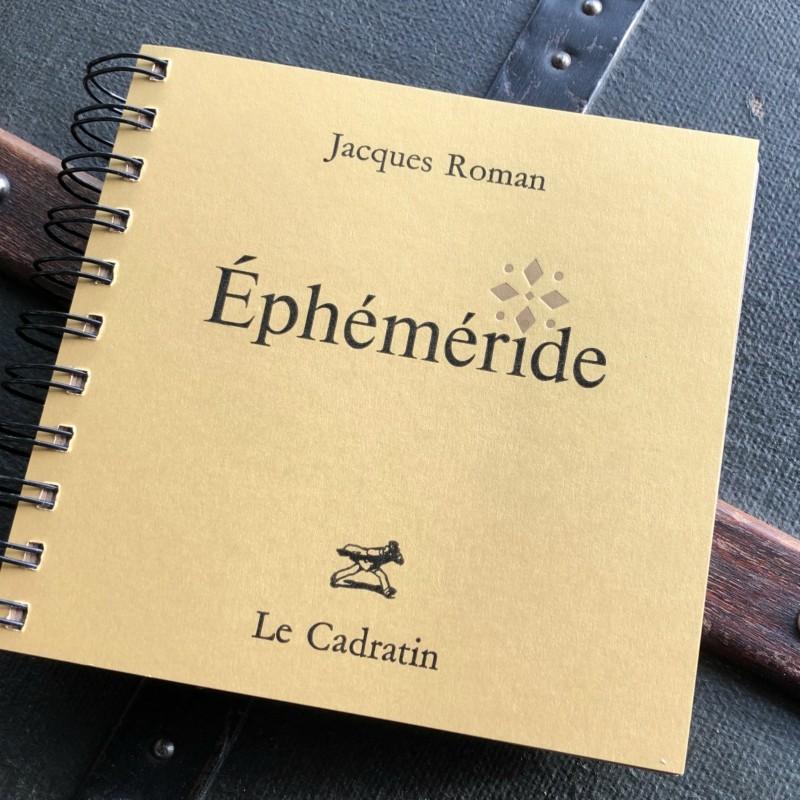 Éphéméride - Jacques Roman