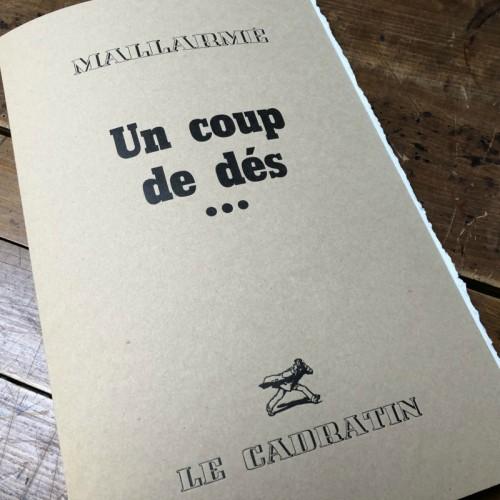 Un coup de dés jamais n'abolira le hasard - Stéphane Mallarmé