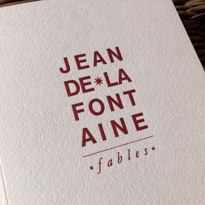 Jean de La Fontaine - Laurence Pernet