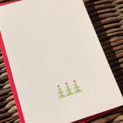 Tiny trees (packet of 6)