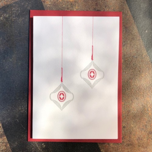 Baubles (packet of 6)