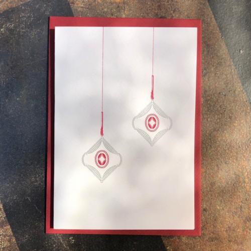 Boules de Noël (paquet de 6)