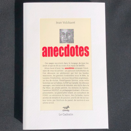 Anecdotes - Jean Volckaert