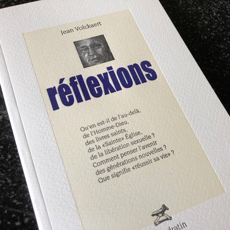 Réflexions - Jean Volckaert