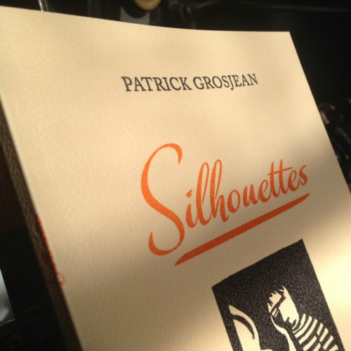 Silhouettes - Patrick Grosjean