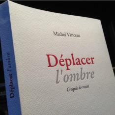 Déplacer l'ombre - Michel Vincent
