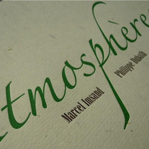 Atmosphères - Marcel Imsand & Philippe Dubath