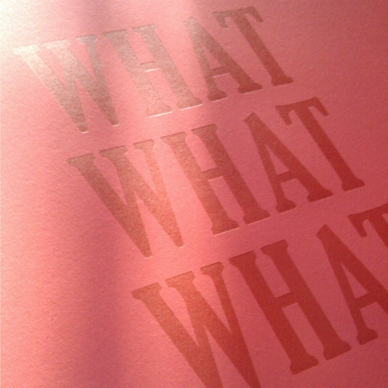 What what what - Jim Charmillot
