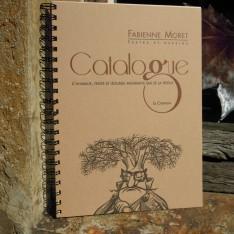 Catalogue d'animaux, fruits et légumes mondains qui se la pètent - Fabienne Moret