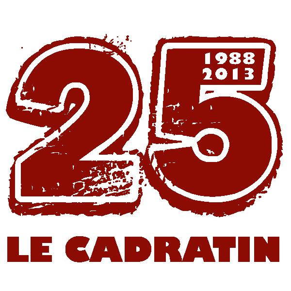 2013 25 ans